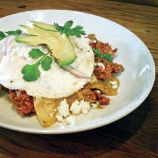 Juliette Chilaquiles