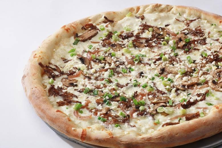 Oggi's Short Rib Pizza