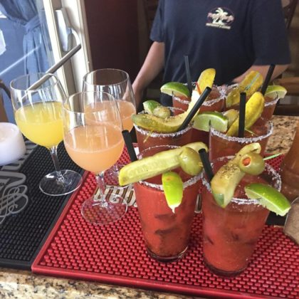 Proud Mary Mimosas And Bloody Marys Breakfast