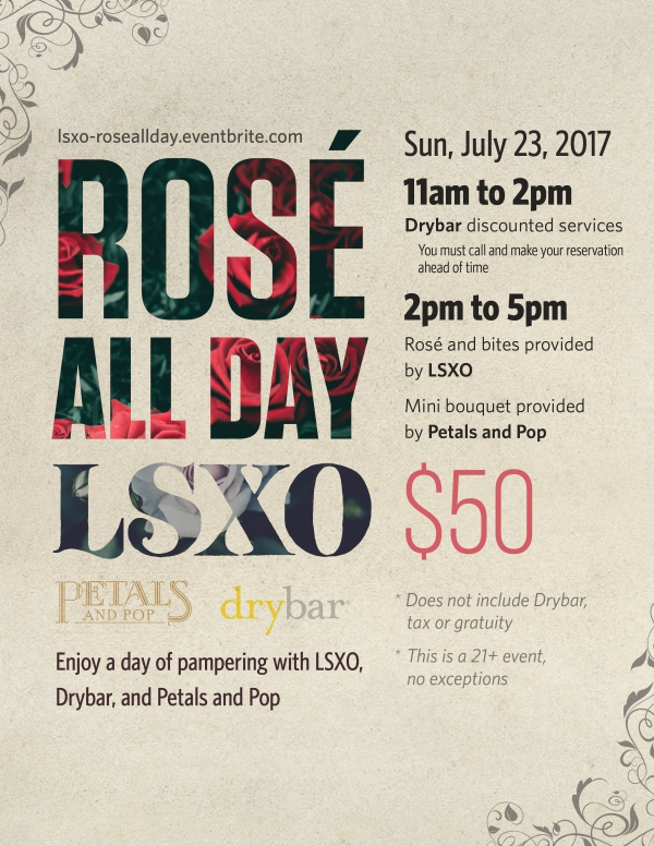 LSXO Rose All Day