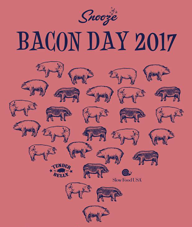 Snooze Bacon Day 2
