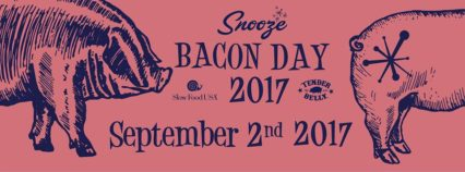 Snooze Bacon Day