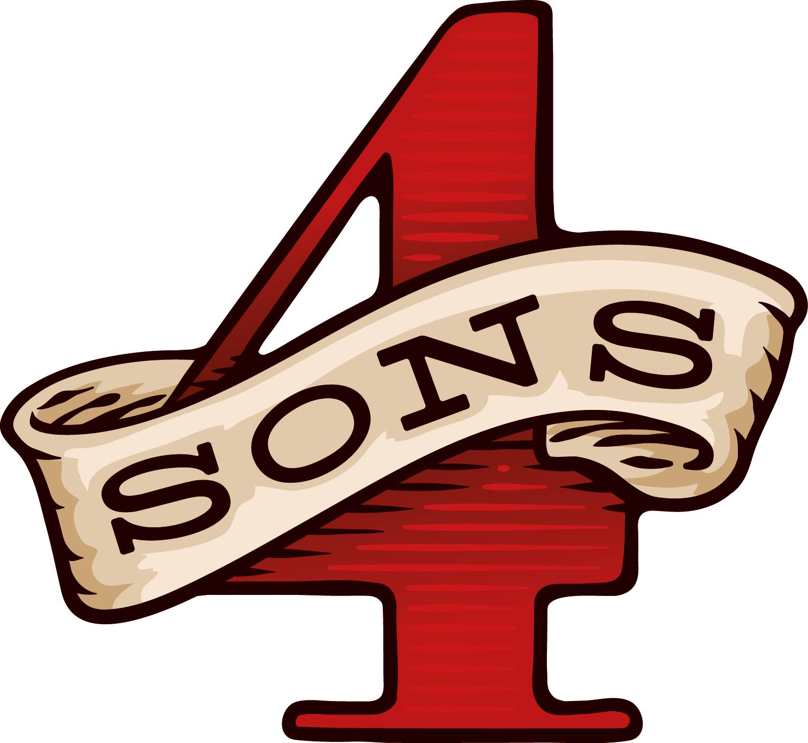 Four Sons Brewing Logo
