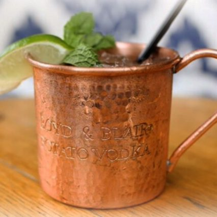 Moscow Mule Mondays @ SeaLegs Wine Bar - Huntington Beach