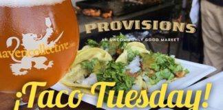 Provisions Market Taco Tuesday