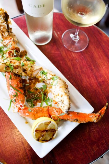 Wine Wednesdays + King Crab Legs @ SeaLegs Wine Bar - Huntington Beach | Huntington Beach | California | United States