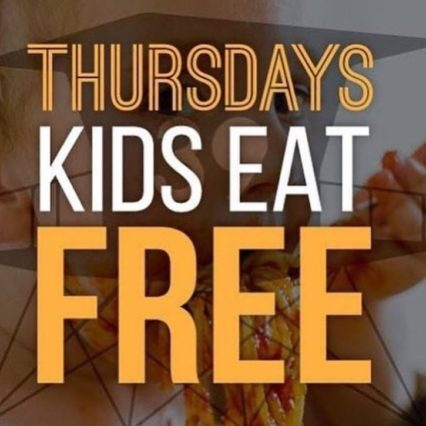 Kids Eat Free Thursdays @ Mama's on 39 Restaurant - Huntington Beach