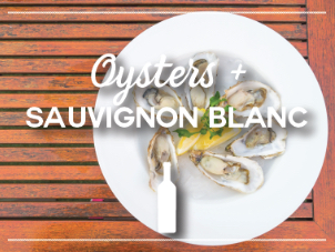 ironside fish and oyster oysters and sauvignon blanc