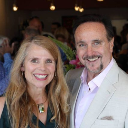 Restaurateur Lynn Lasher And Restaurateur Ray Lasher