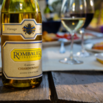 Taps Rombauer Wine Dinner