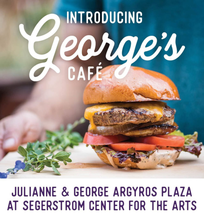 George's Cafe Intro
