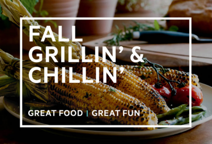 Fall Barbeque