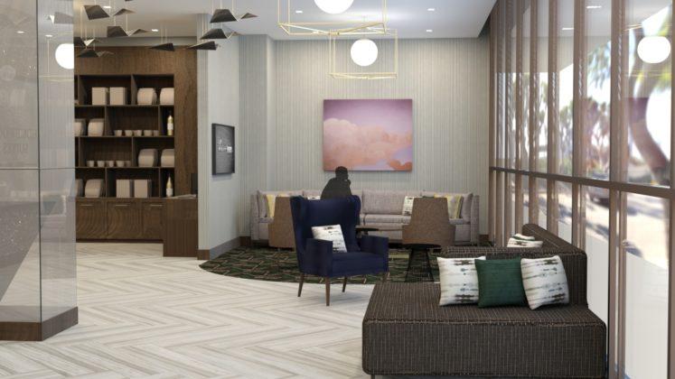 H Hotel Lobby2