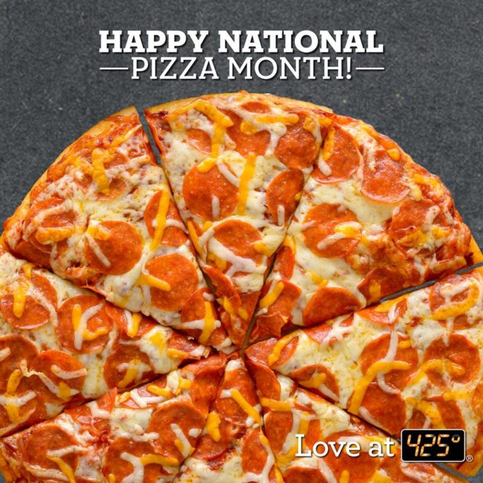 Papa Murphy's National Pizza Month