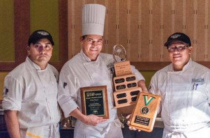 Pechanga Chef Martin Takes Home Award