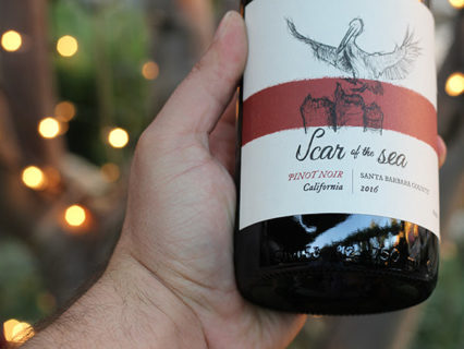 Scar Of The Sea Wine
