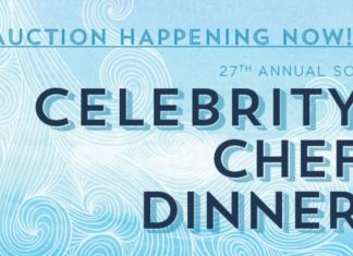SOS Celebrity Chef Dinner Online Auction