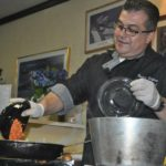 Zapien's Salsa Grill Thanksgiving Cooking Demo