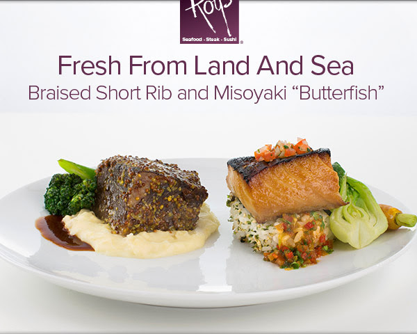 Roy's Meat And Fish