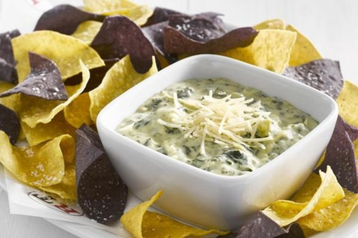 Spinach Dip Ruby Tuesday