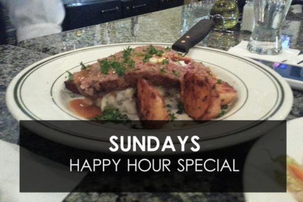 Sunday Meatloaf Special @ Jack's Restaurant & Bar - Dana Point | Dana Point | California | United States