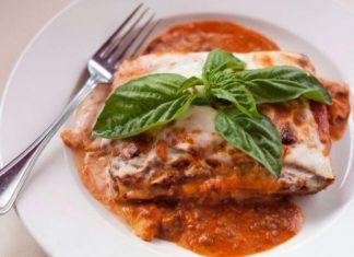 Prego's Lasagna Al Forno