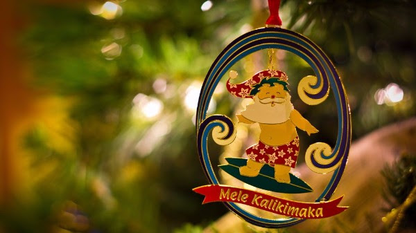 Royal Hawaiian Christmas