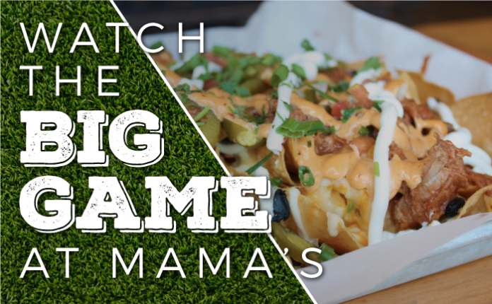 Mama's On 39 Super Bowl