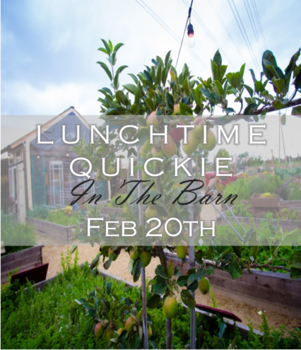 "2018 ""Lunchtime Quickie in The Barn"" Series @ Manassero Farms Market - Irvine 