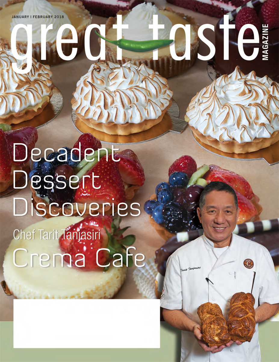 Great Taste Magazine 2018 January February Issue