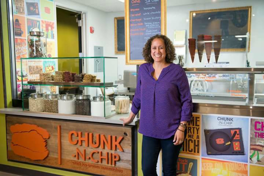 Chunk N Chip Owner And Inside