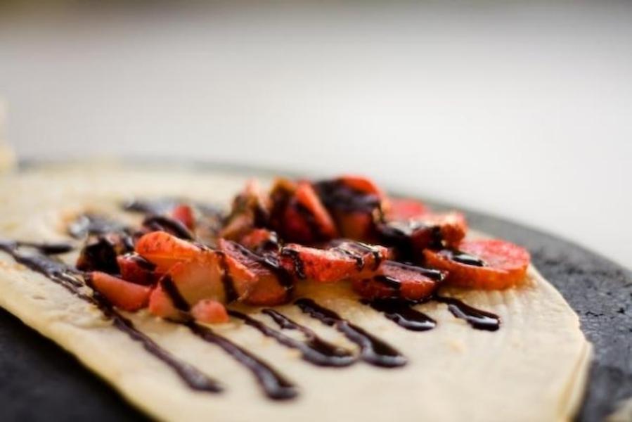 Crepes Bonaparte Dessert Crepe