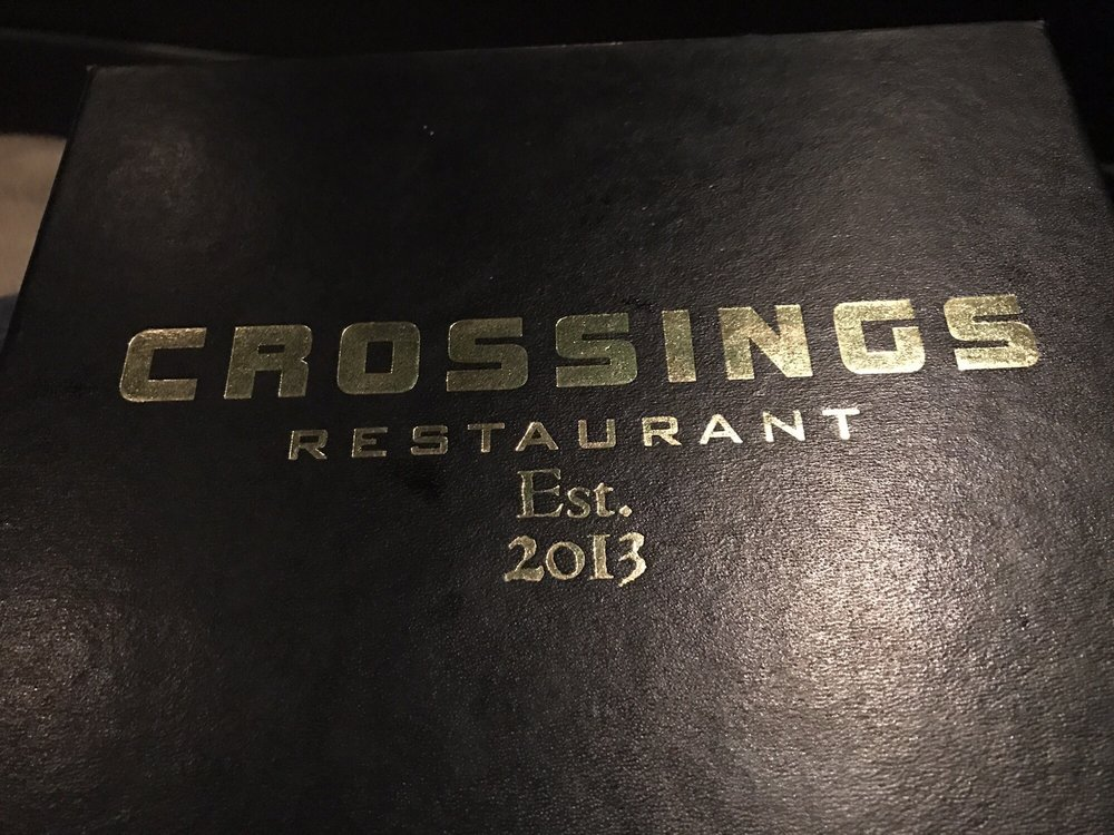 Crossings Menu
