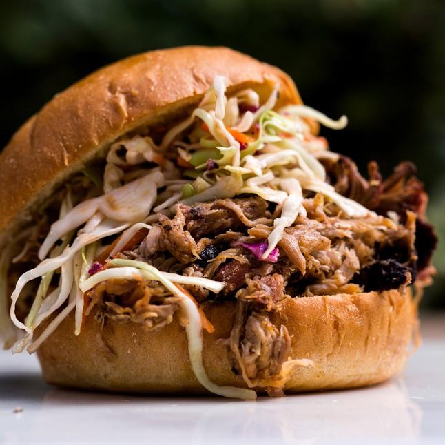 Jav's BBQ Pulled Pork