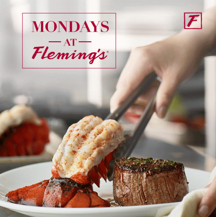 Monday's At Flemings