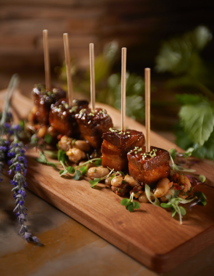 The Winery Pork Belly