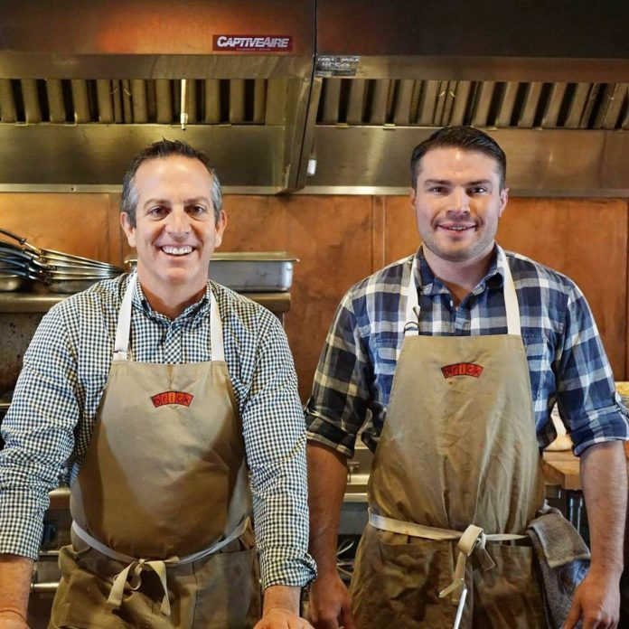 Brick Restaurant Chef And Sous Chef
