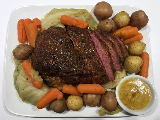 Delius Corned Beef And Cabbage