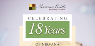 Nirvana Limited Eats Aniversary