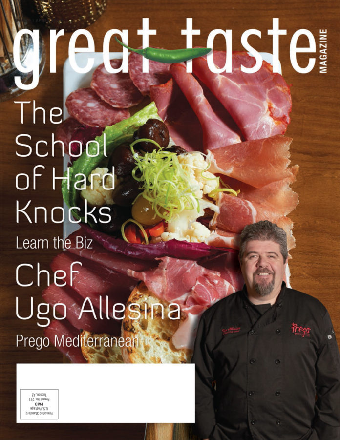 Great Taste Magazine 2018 March April Issue