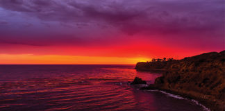 Terranea Resort Sunset
