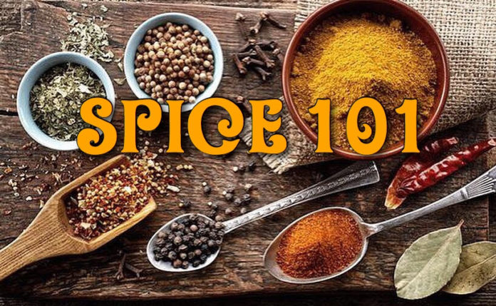 Spice 101
