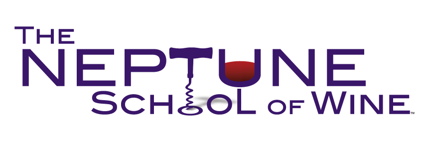 The Neptune School of Wine Logo