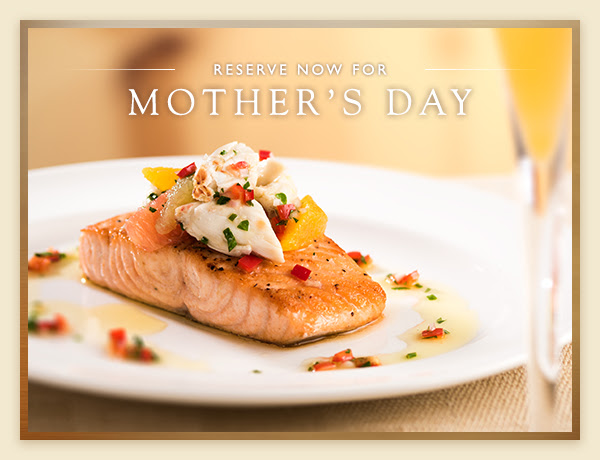 The Capital Grille Mom Day