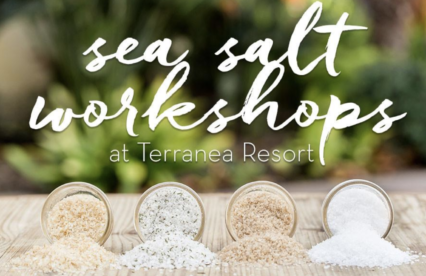 Sea Salt Workshops @ mar'sel at Terranea - Rancho Palos Verdes
