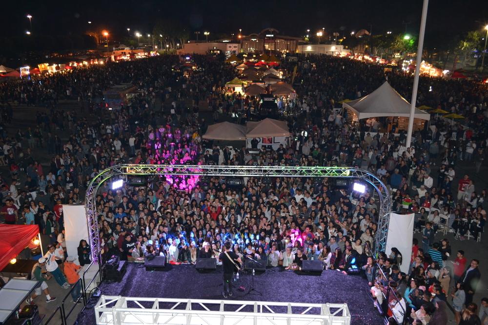 OC Night Market June 2018 Listen