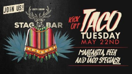 Taco Booze-Day @ Stag Bar + Kitchen | Newport Beach | California | United States