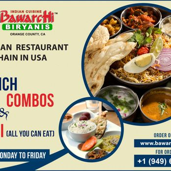 Bawarchi Biryanis – Lake Forest
