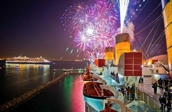 Queen Mary 4th Of July