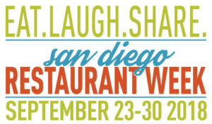 Food, Food, Food! Restaurant Week Is Coming Up! @ Various Restaurant Locations In San Diego